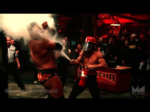 Ultima Lucha Dos: Part 1: Highlights