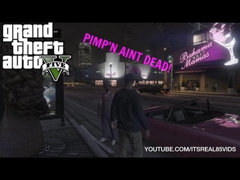 GTA 5 Skit: Pimp'n Ain't Dead!