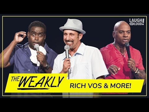 Comedian Rich Vos Reflects On 30 Years Of Sobriety - YouTube