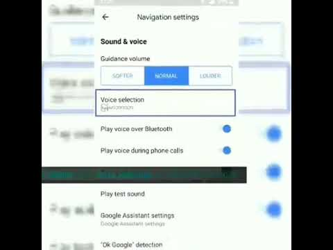 Voice navigation in Google map (Myanmar language)  မြန်မာဘာသာ အသံလမ်းညွှန်