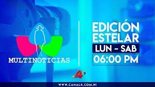 (EN VIVO) Multinoticias Edición Estelar, lunes 20 de enero de 2020