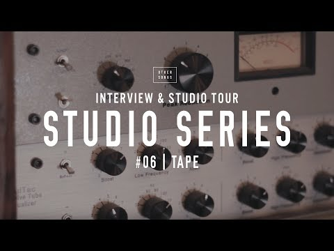 Studio Tour: Tape Studio - OtherSongsMusic.com