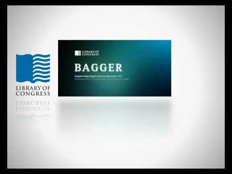 Bagger Tutorial (Part 1 of 3): Bagger Basics and File Authentication