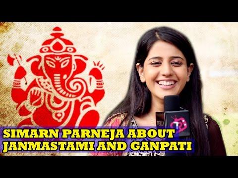 Simran Pareenja Interview | Janmashtami 2016 &...