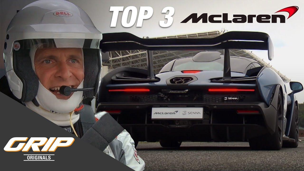 TOP 3 McLaren I GRIP Originals