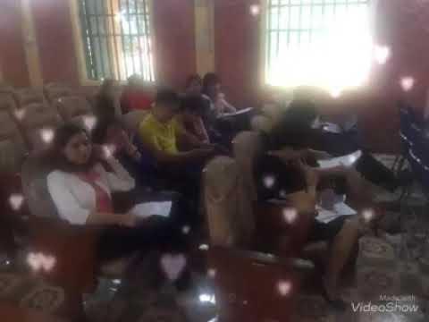 Hội thảo nhà giáo Lào Cai làm theo lời Bác cụm số 3/Thầy Trò vlog