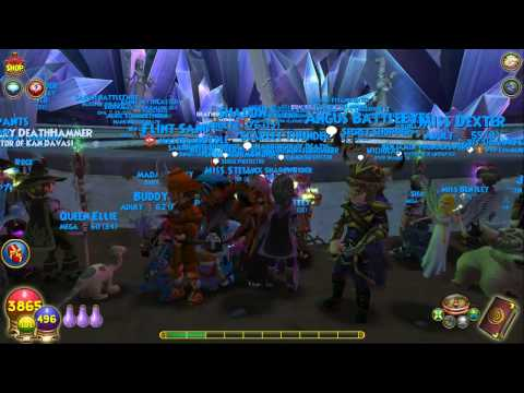 KI Live: Friendship Festival with Wizard101 PVP and Pirate101 Smuggler's Cove