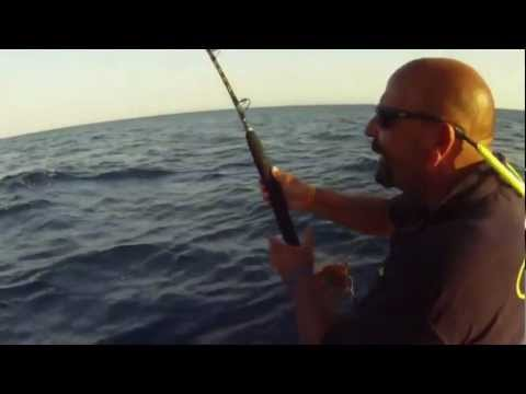 Big Game Tuna Fishing - day 1- lineaeffe