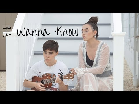 I Wanna Know - NOTD feat. Bea Miller Cover (By Dane & Stephanie)