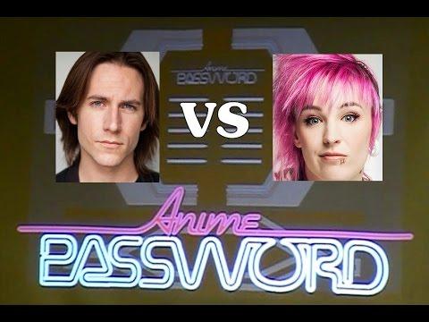 Password from Colorado Anime Fest: Matthe