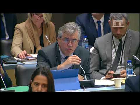 Question au ministre de l'Intérieur au sujet de la cybersécurité