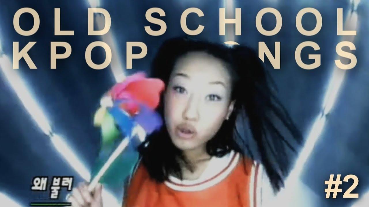 My favorite Old School Kpop songs (8s-8)  pt.8