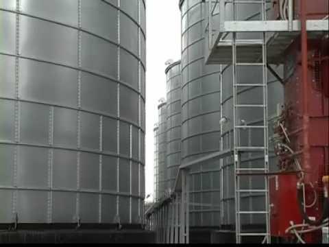 Зерновые элеваторы видео купить т4 транспортер по россии