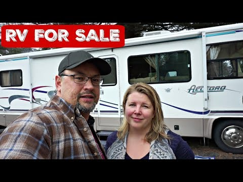Our MOTORHOME is officially FOR SALE ~ 1999 32' Tiffin Allegro