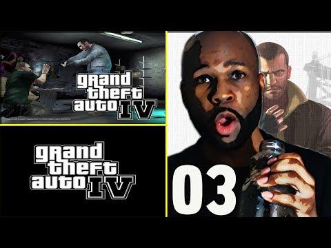 "Grand Theft Auto 4 Gameplay Walkthrough PART 3 - Easy Fare ""GTA 4"" ""GTA IV"""