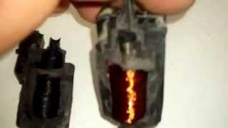 Разбираем клапан продувки адсорбера ВАЗ 2112