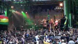 Mr. Vegas - Live @ Reggae Jam 8/2/2009 [part1]