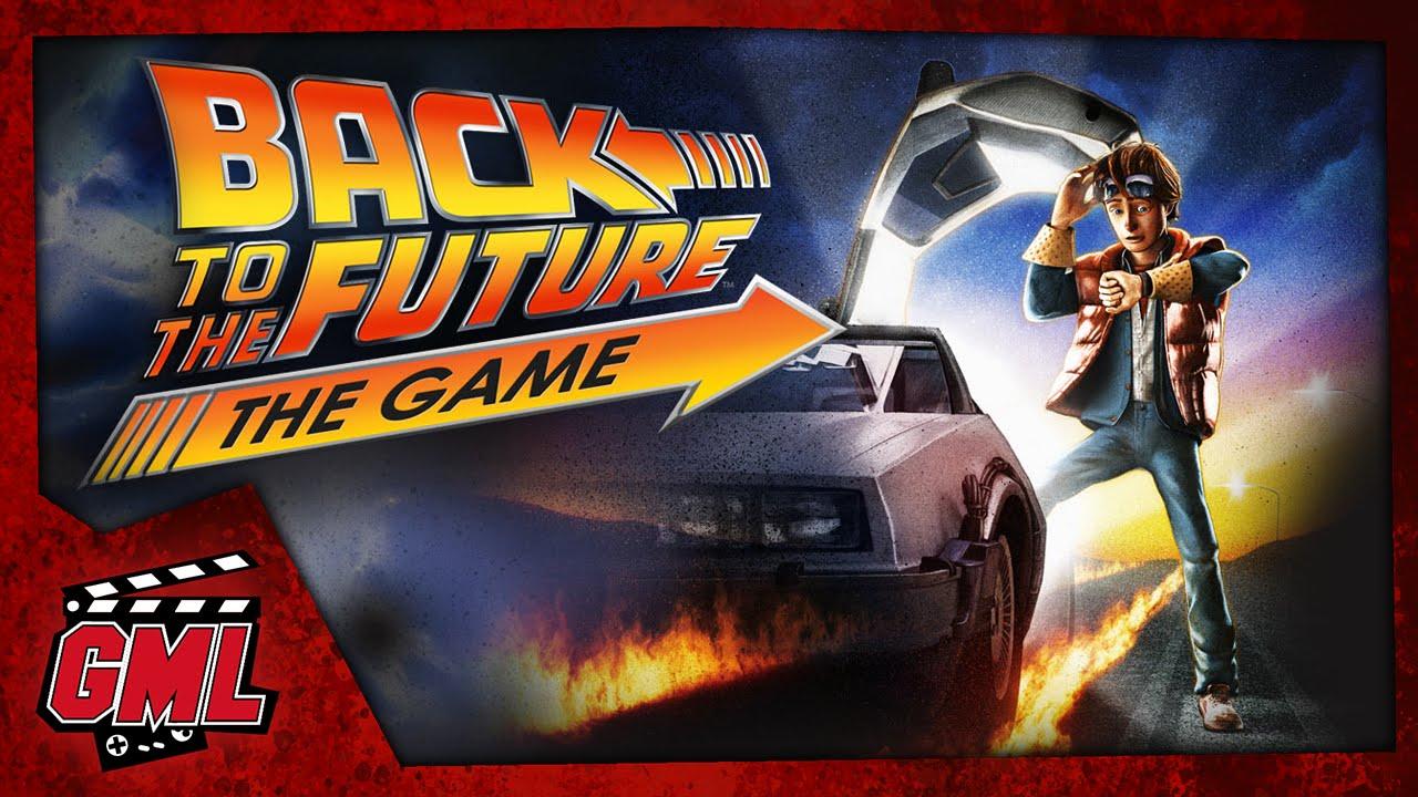 Retour Vers Le Futur The Game Vost Fr Youtube