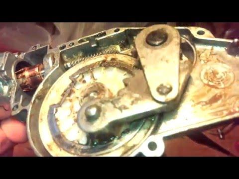 Ремонт заднего стеклоочистителя форд фокус 2