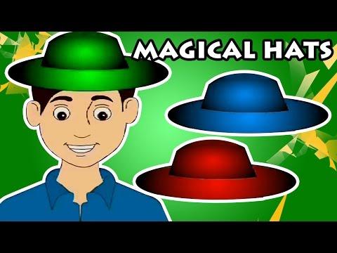 Magical Hats | Telugu Moral Stories | Short Stories For Children | Bala Mitra