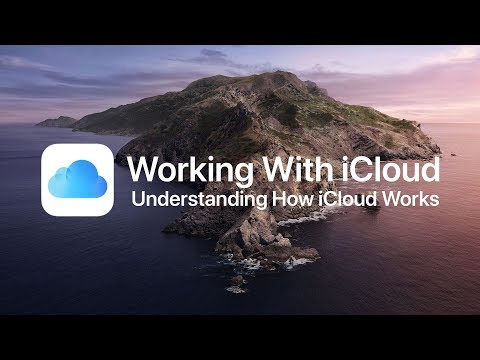 Organising Files in Apple's iCloud - The Basic Edition
