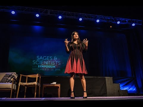 Biofield Science and Healing Dr. Shamini Jain; Sages and Scientists 2016