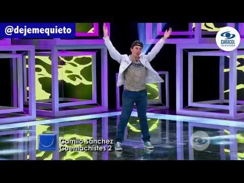 Camilo Sánchez (@dejemequieto) - Tercera aparición Sábados Felices.