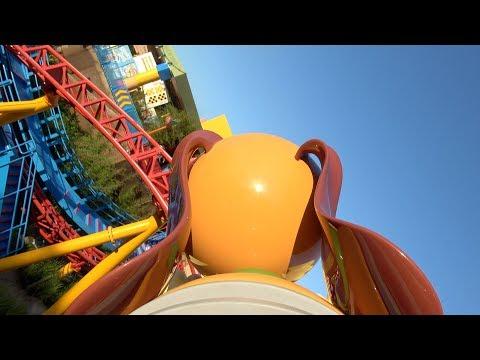 NEW Slinky Dog Dash (4K On-Ride) Toy Story Land at Disney's Hollywood Studios - Walt Disney World
