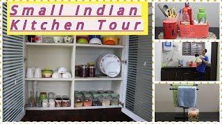 How to organize Small Indian Kitchen | Kitchen tour |Kitchen Organization Tips| SuperStylish Namrata