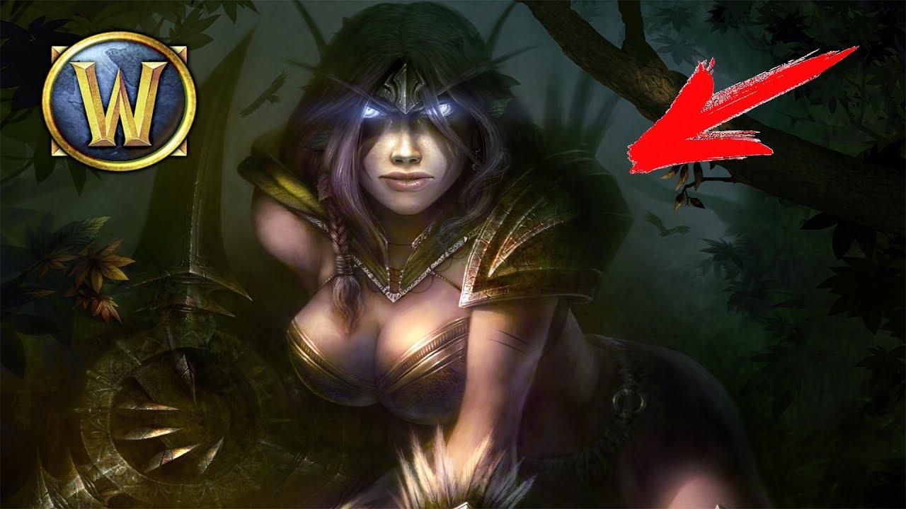 World of warcraft сексуальные эльфийки