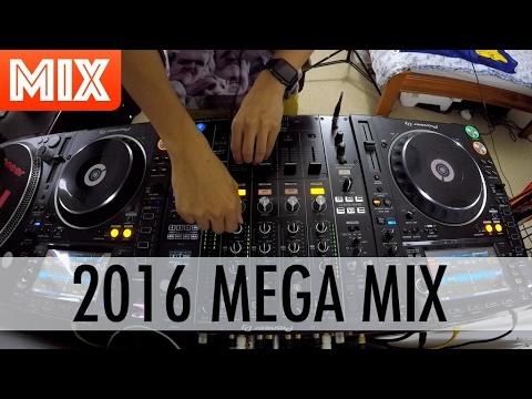 DJ Ravine's 2016 MegaMix! BEST OF EDM/HARDSTYLE/HARDCORE 2016