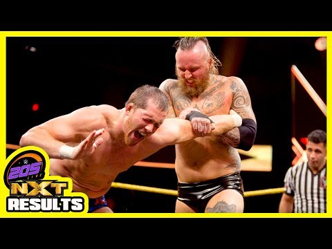 ROH NXT INVASION! WWE NXT & 205 Live Review (Going in Raw Pro Wrestling Podcast Ep. 268)