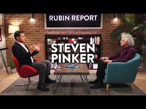 Steven Pinker on the Case for Reason, Science, Humanism, and Progress (Full Interview)
