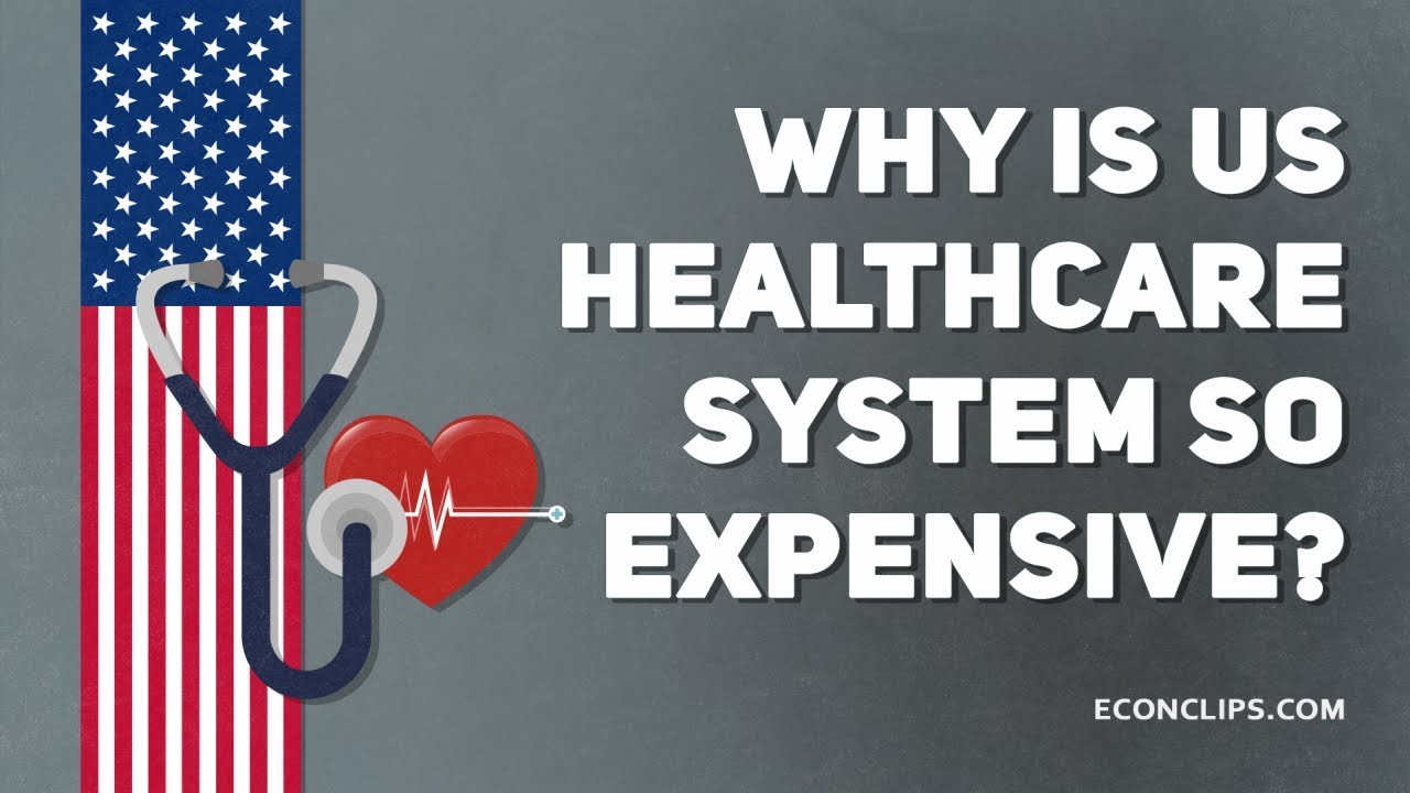Why Medicine Is So Expensive In Usa - MedicineWalls