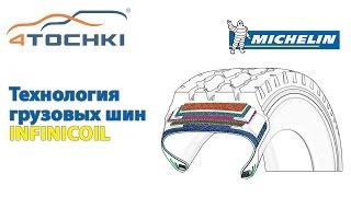 Michelin - технология грузовых шин INFINICOIL на 4 точки. Шины и диски 4точки - Wheels & Tyres(Michelin технология грузовых шин INFINICOIL на 4 точки. Шины и диски 4точки - Wheels & Tyres Сайт: http://www.4tochki.ru/ ВКонтакте:..., 2016-06-10T12:18:07.000Z)