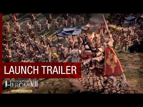 might & magic - 0 - Might & Magic Heroes VII Out Today