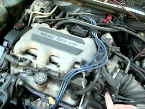 96 chevy lumina motor 3100 v6 youtube rh youtube com