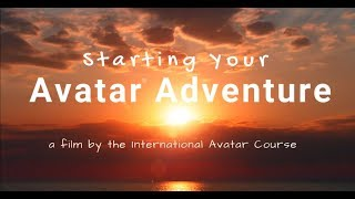 Starting Your Avatar Adventure