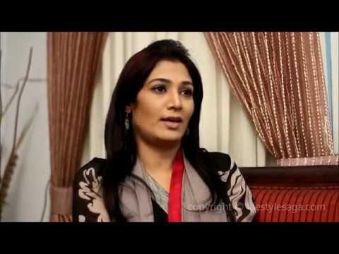 Interview of Sharmin Lucky- A tribute to Siddia Kabir.avi