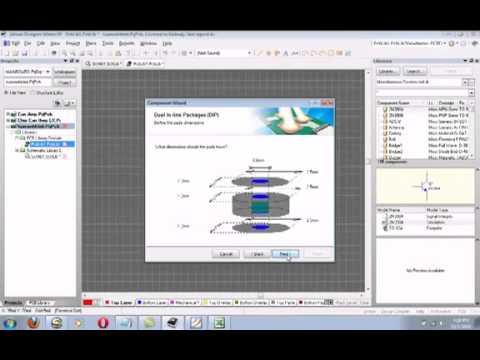 Hướng dẫn sử dụng phần mềm Altium Designer 2