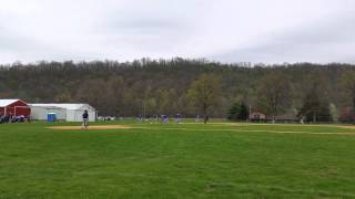 HS Baseball Shikellamy at Midd-West