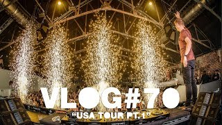 Armin VLOG #70 - USA Tour, Pt. 1