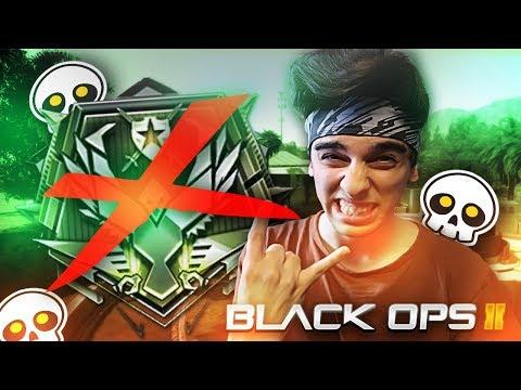 EL MODO LIGA de BLACK OPS 2 ha MUERTO