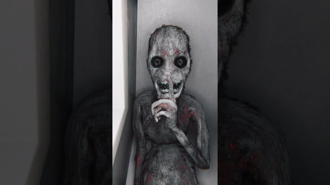 Download nothing can save you from the Boogeyman #fyp #horror #foryou #animation #cgi