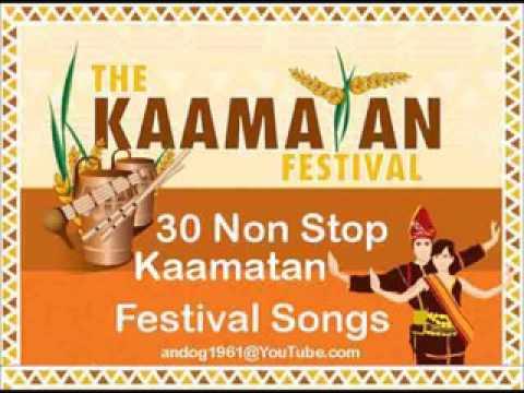 30 Non Stop Ka'amatan Festival Songs