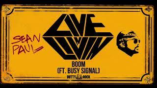 02 Sean Paul - Boom ft. Busy Signal (Live N Livin')
