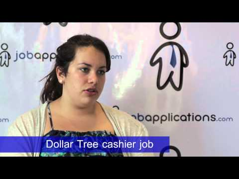 Dollar Tree Interview - Cashier 2