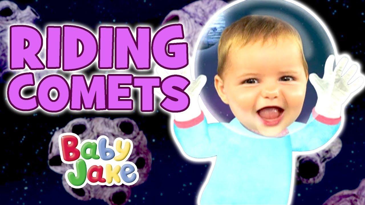 Baby Jake - Riding Comets   Full Episodes   Yacki Yacki ...