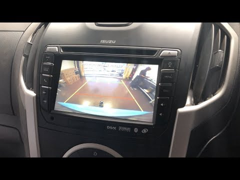 How To Install Stereo In Isuzu Dmax or MUX with Factory Screen