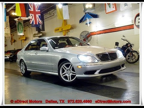 2006 Mercedes Benz S500 Amg For Sale S Class Fully Load